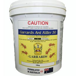 Ant control choices available at Garrards - Garrards